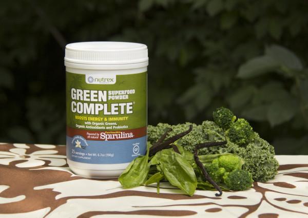 зелень GreenComplete
