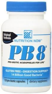 Nutrition Now, PB8, Original Formula, Pro-Biotic Acidophilus