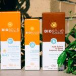 Biosolis солнцезащитная косметика из Бельгии!