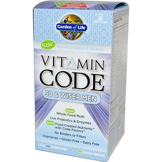 витамины для мужчин после 50 лучшие