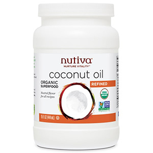 Nutiva кокосовое масло