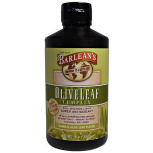 экстракт оливы растительный антибиотик