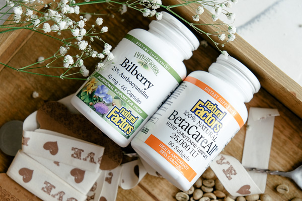 Natural Factors витамины отзывы