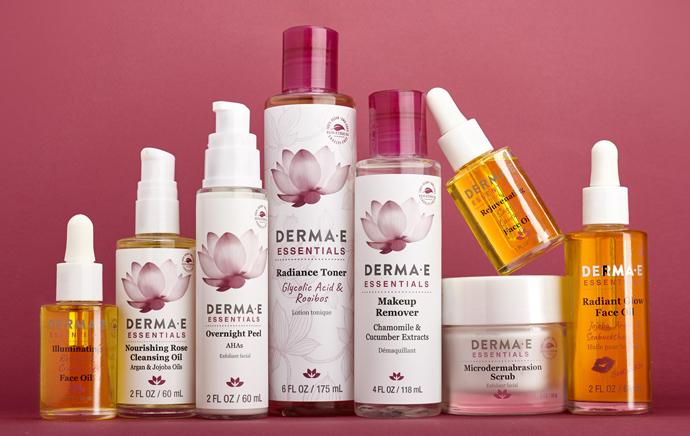 Derma E этичная косметика для лица