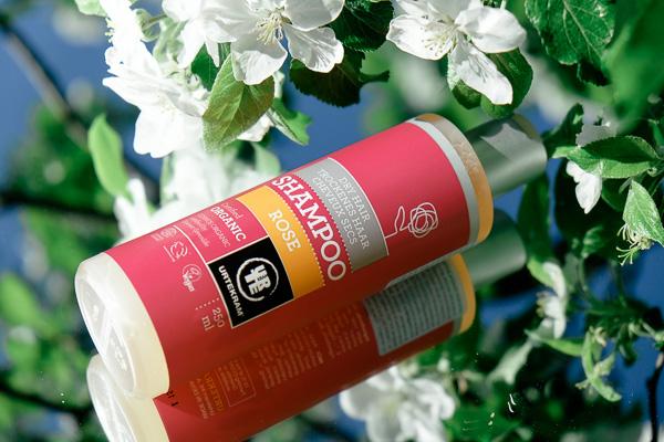 Urtekram шампунь для волос роза отзывы