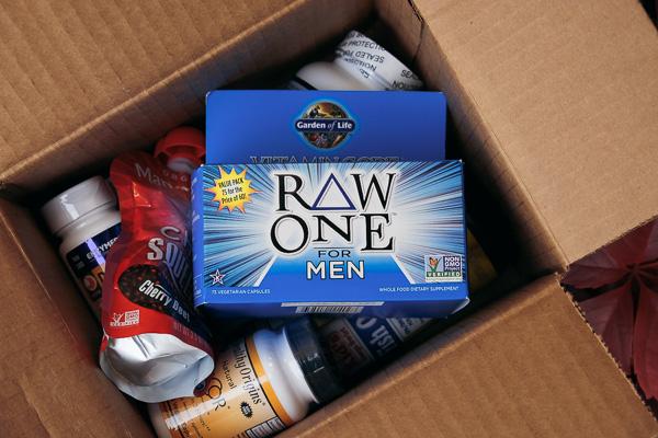 жж iherb витамины для мужчин