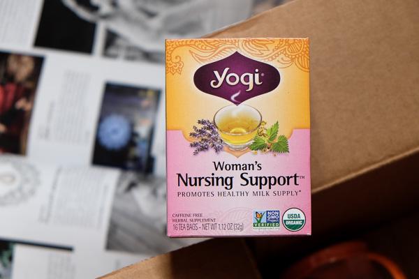 лактогонный чай Yogi Tea