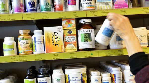 схемы приема витаминов
