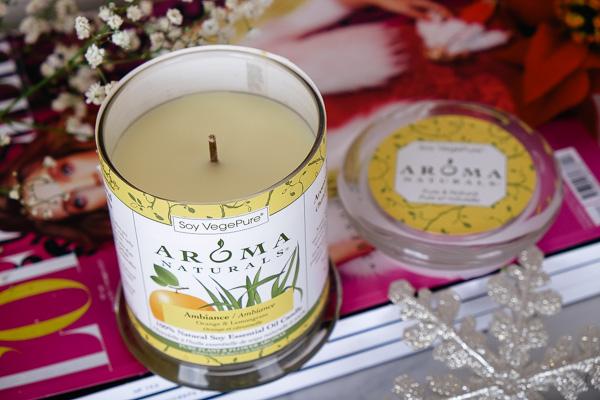 ароматическая свеча Aroma Naturals, simply4joy, iherb
