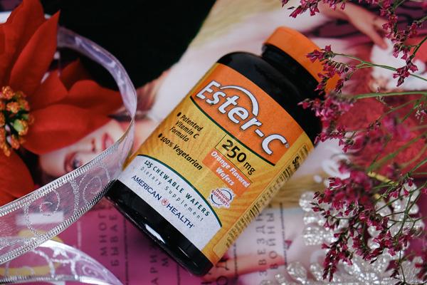 витамин С эстер, эстер си, simply4joy, iherb