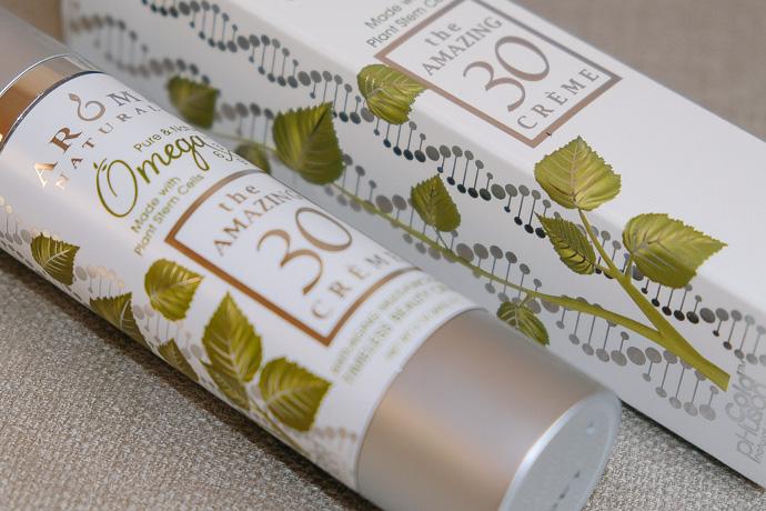 iherb код на скидку, крем Aroma Naturals для лица