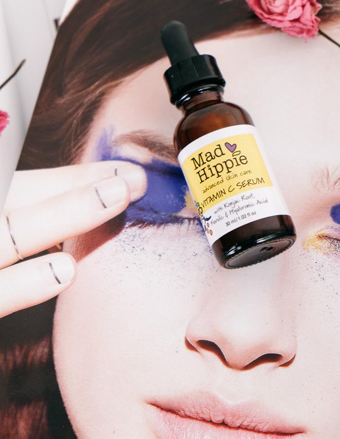 витамин С в косметике, виды витамина С