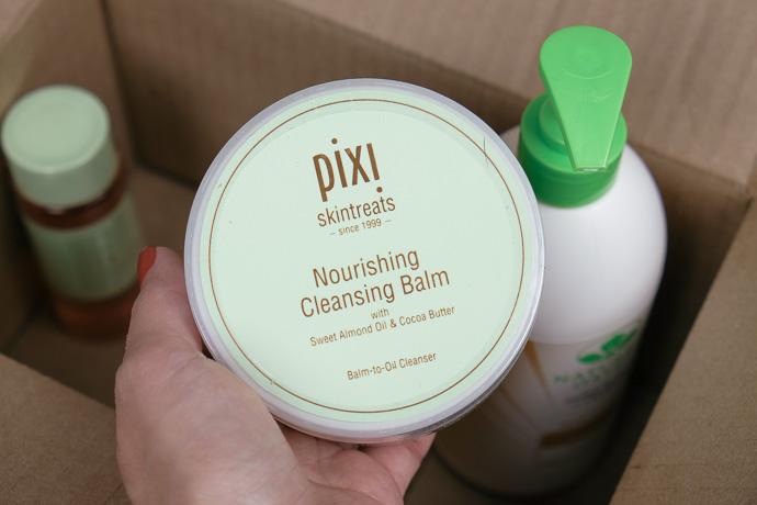 очищающий бальзам Pixi Cleansing Balm
