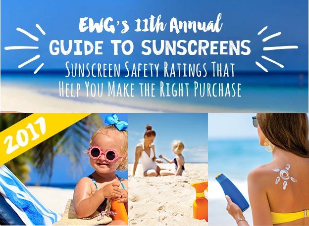 лучшие солнцезащитные кремы 2017, рейтинг солнцезащитные средства