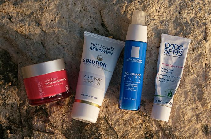 восстановление кожи после солнца