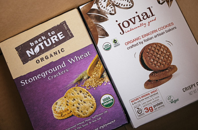 печенье органическое simply4joy