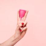 lunette менструальная чаша, iherb