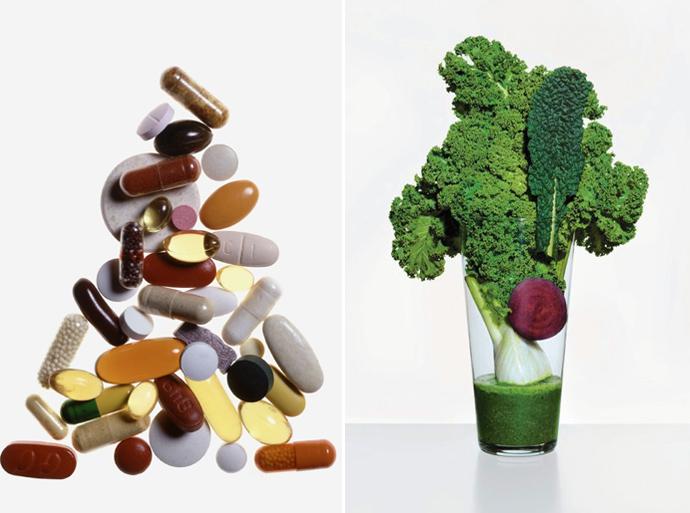 органические витамины список iHerb