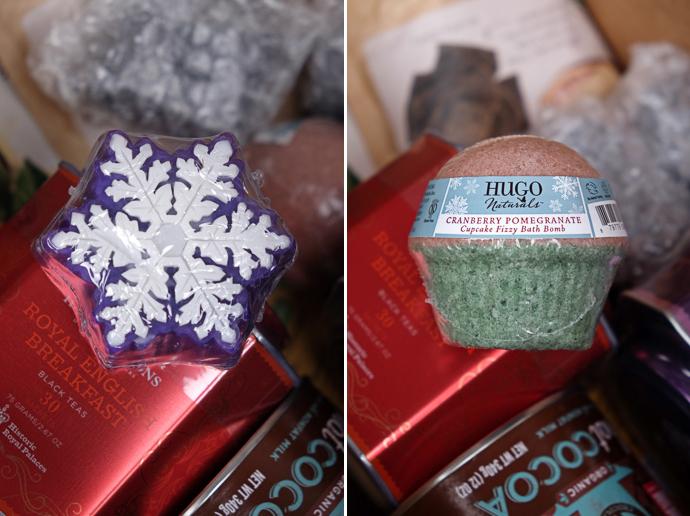 iherb посылка, зимнее мыло Hugo