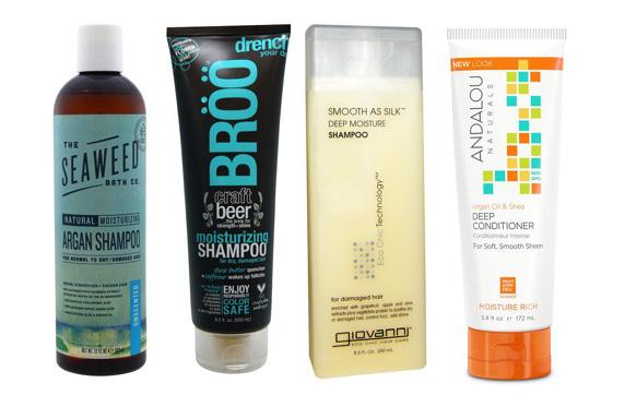 зимний уход за волосами: шампуни