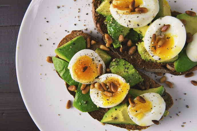 детокс завтрак, рецепт simply4joy