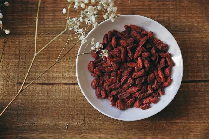 суперфуды ягоды годжи