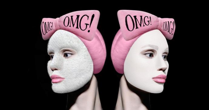 Double Dare OMG детокс маска
