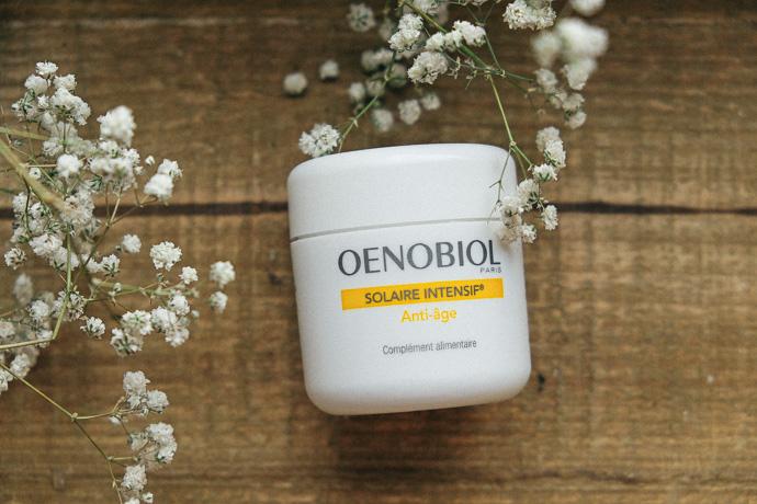 Oenobiol витамины от солнца