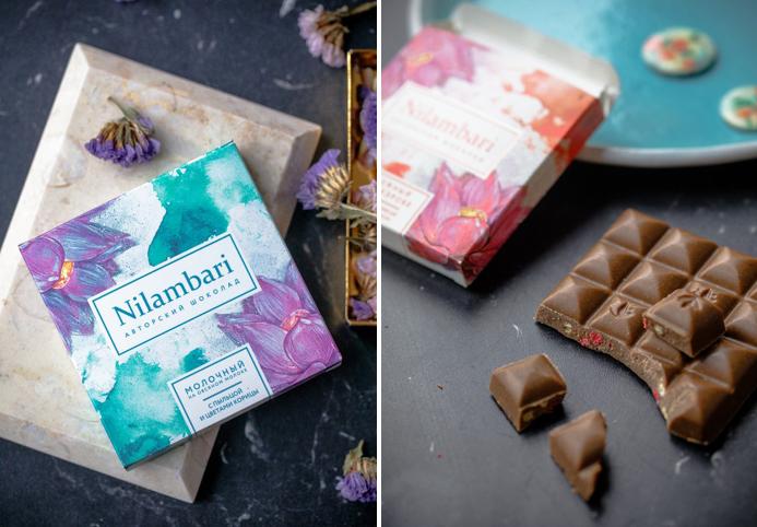 nilambari шоколад
