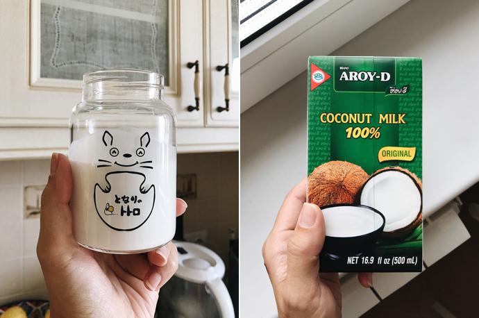 йогурт без молока рецепт