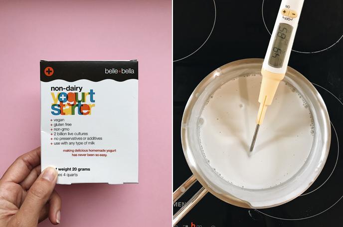 закваска для йогурта без молока