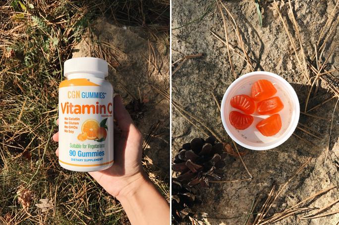жевательный витамин С дозировки