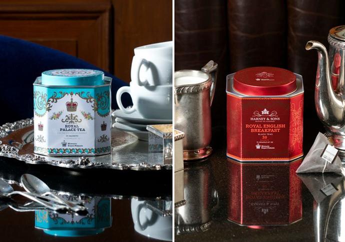 чайные подарки на Новый год