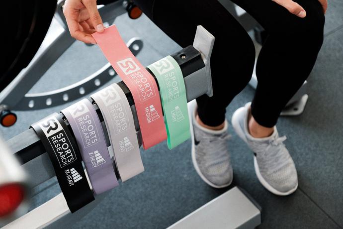 Резинки для фитнеса Sports Research