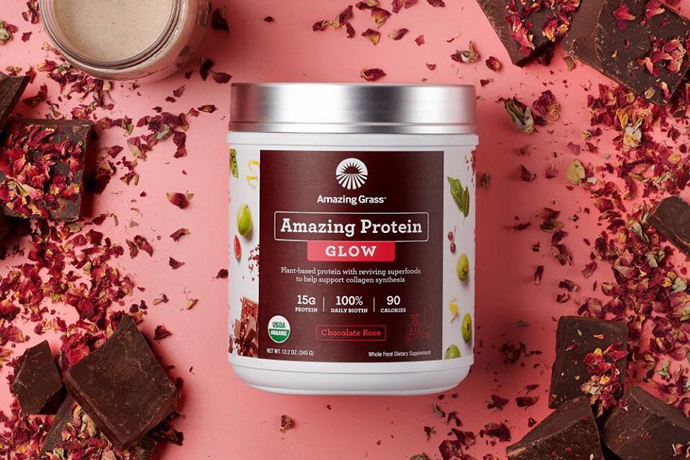 растительный коллаген Amazing Protein