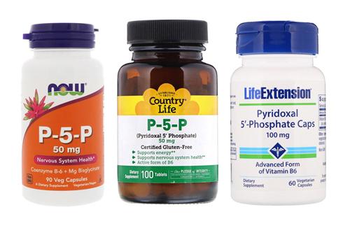 пиридоксальфосфат витамин В6