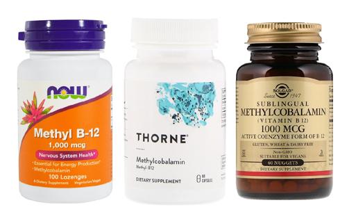 метилкобаламин витамин В12