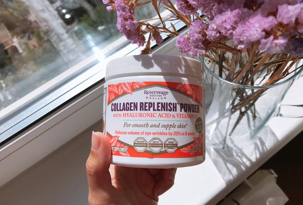 восстановление коллагена Collagen Replenish