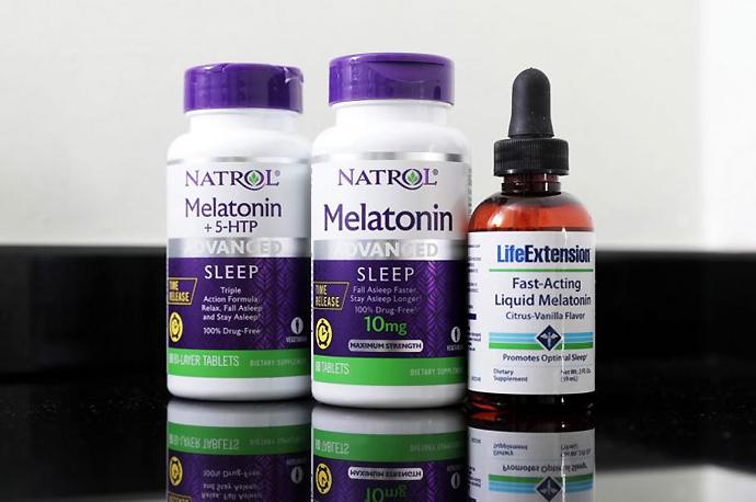 как принимать мелатонин