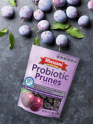 Mariani сухофрукты с пробиотиками