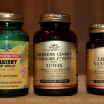 solgar iherb купить витамины для глаз лютеин черника