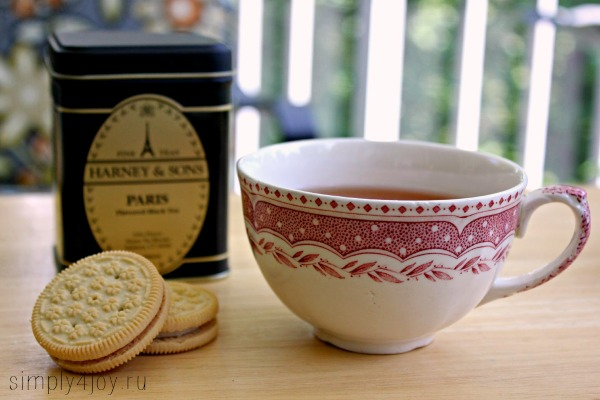 Tea iherb boxberry
