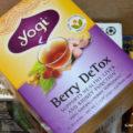 детокс чай для очищения кожи Ягодный детокс