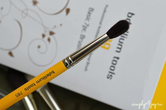 Bdellium Tools Studio Line brush 785