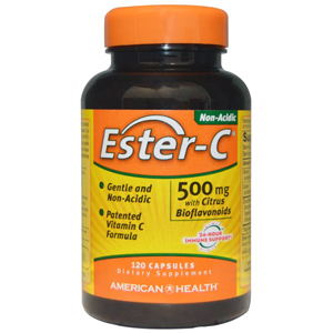 витамин С от усталости