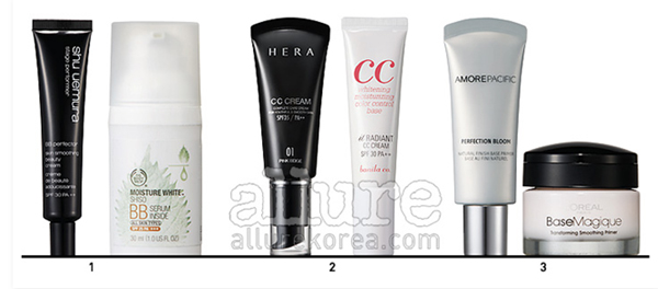 Allure Korea Best of Beauty 2013 makeup 1