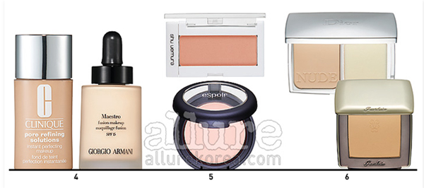 Allure Korea Best of Beauty 2013 makeup 2