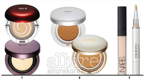 Allure Korea Best of Beauty 2013 makeup 3