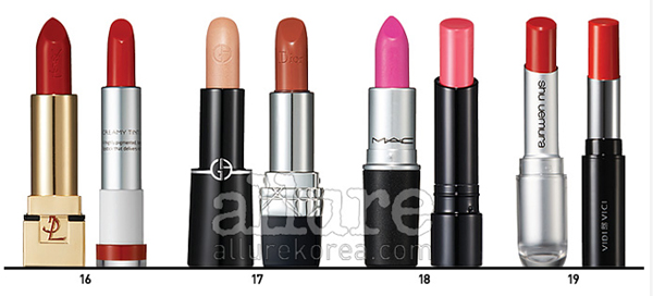 Allure Korea Best of Beauty 2013 makeup 6
