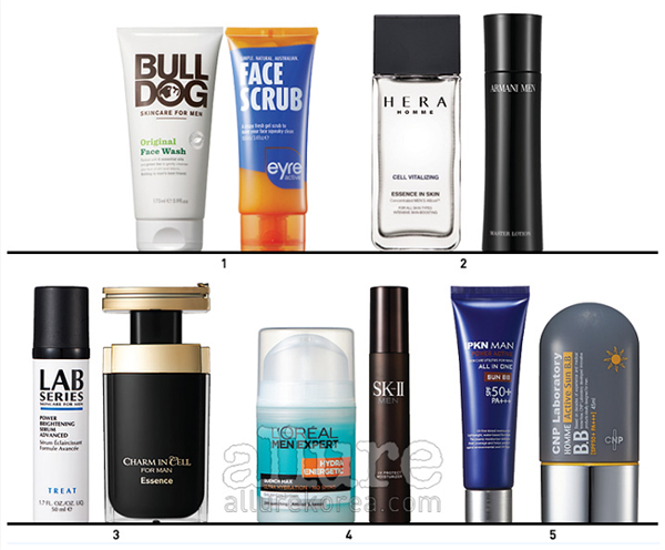 Allure Korea Best of Beauty 2013 men 4